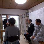 日本財団職親プロジェクト福岡の対象者ハーバーアカデミー第6期生入塾式が挙行されました。